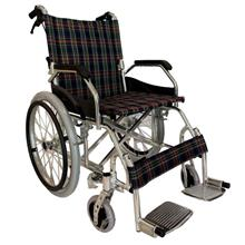 AZMED  Aluminum Fold-able Wheelchair AZ 863LAP
